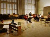 Funkenstrøm + Camerata Obscura (Streicher)